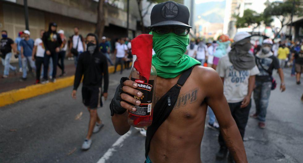 Venezuela: Los más pobres acompañan a la oposición en su epopeya para derrocar a Nicolás Maduro. (EFE).