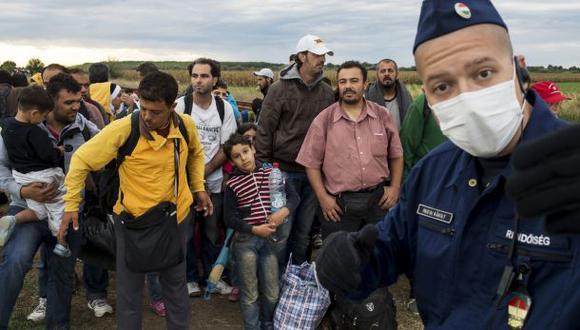 ¿Por qué miles de refugiados quieren llegar a Alemania?