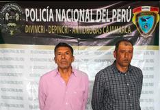 Cajamarca: cae vendedor informal con más de 3 mil balas en el Mercado Central de Chota