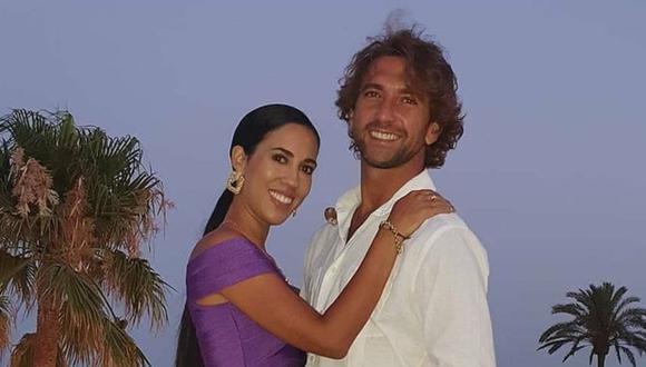 Antonio Pavón le propuso matrimonio a Joi Sánchez en Trujillo. (Foto: @antoniopavongalan)