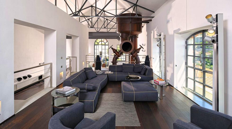 ¿Vivirías en una planta de agua? Mira esta original residencia - 1