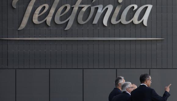 Telefónica presentó 5 argumentos contra Osiptel para que se le anule la sanción. (Foto: AP)
