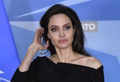 Angelina Jolie es captada visitando el departamento de su expareja Lee Miller en Nueva York