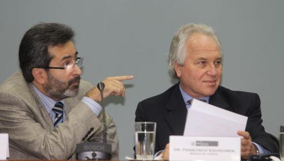 Jiménez y Eguiguren representarán a Humala en La Haya
