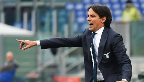 Simone Inzaghi fue anunciado como nuevo entrenador del Inter de Milán. (Foto: AFP)