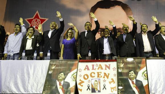 Los problemas de inscripción de militantes han revivido rencillas en el partido de Alfonso Ugarte que cuestionan la legitimidad de las actuales autoridades. (Foto: GEC)