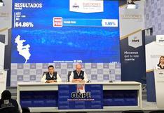 Elecciones 2018: sigue acá todos los resultados oficiales de Lima y Callao