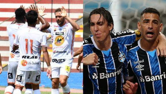 Ayacucho FC tiene rival definido para la Fase 2 de la Copa Libertadores y será Gremio