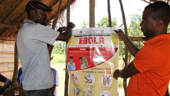 El nuevo brote de ébola se da, además, en una zona de conflicto frecuentemente golpeada por la violencia de grupos insurgentes.  (Foto: EFE)
