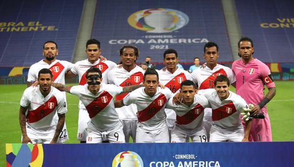 La selección peruana jugó los siete partidos de esta Copa América, algo meritorio para un equipo que venía bajo en las Eliminatorias.