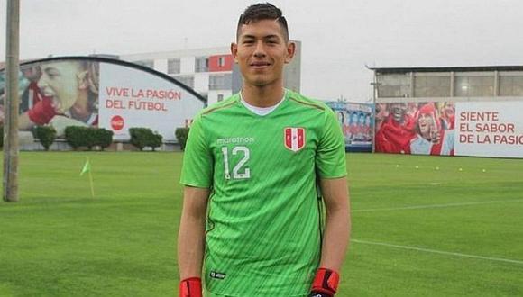 Massimo Sandi fue parte de la selección peruana que participó del Sudamericano Sub 17 del 2019. (Fotos: GEC)