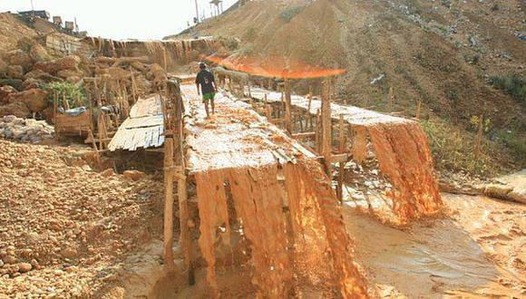 Cajamarca: solicitan al Ejecutivo intervenir minas ilegales
