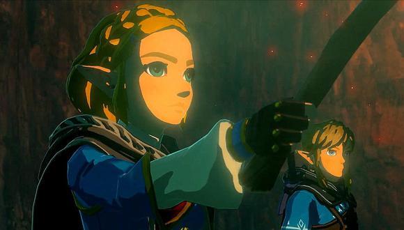 The Legend of Zelda: Breath of the Wild 2 fue anunciado en la E3 2019 durante la conferencia de Nintendo. (Imagen: Nintendo)