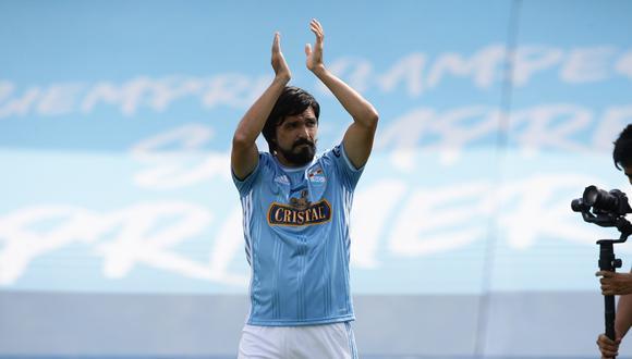 ¿Cuál es el título que más disfrutó Jorge Cazulo en Sporting Cristal? | Foto: Jesús Saucedo/GEC