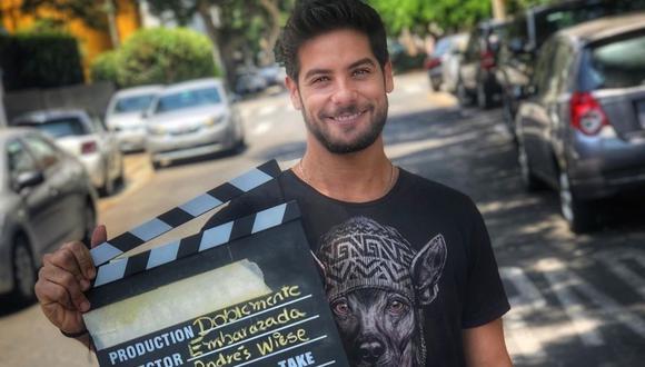 Andrés Wiese dará su descargo en entrevista tras fuertes acusaciones en su contra. (Foto: Instagram @andreswiese_r)