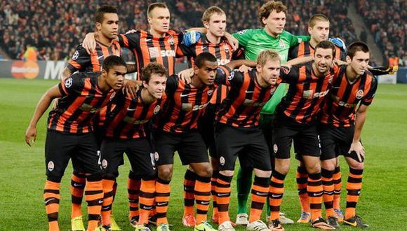 Seis jugadores abandonan Shakhtar Donetsk por miedo a guerra