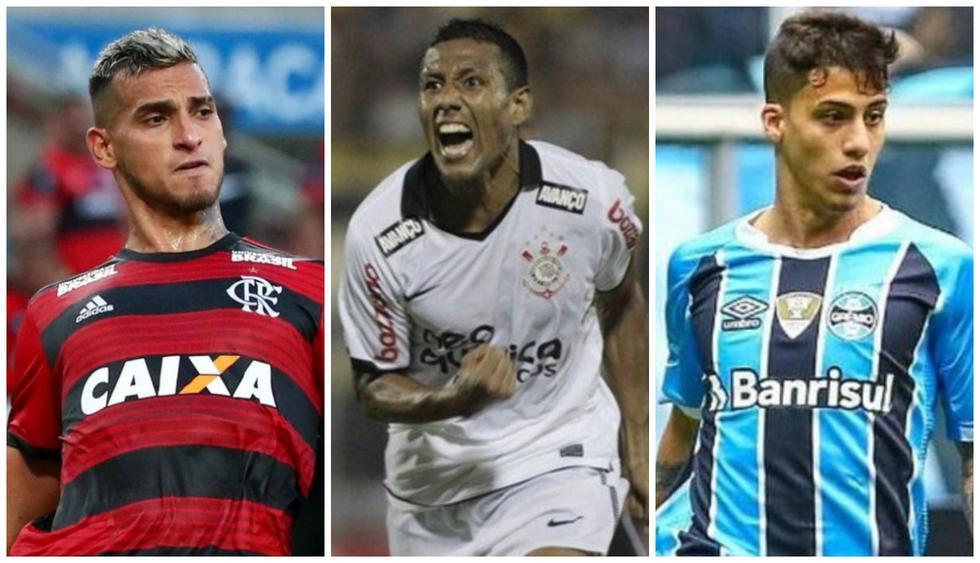 Los peruanos ganadores de la Copa Libertadores 2019.