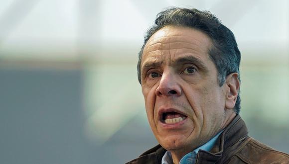 Andrew Cuomo, gobernador de Nueva York. (Foto: Reuters)