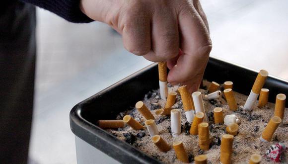 Casi ocho millones de muertes se debieron al tabaco en 2019, según estudio publicado en The Lancet. (Foto: EFE/Victor Lerena)