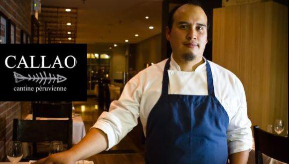 Mario Navarrete Jr. alista cantina peruana en Montreal