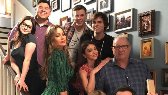 """""""Modern Family"""": así fue el final de la serie luego de 10 años en televisión. (Foto: Instagram)"""