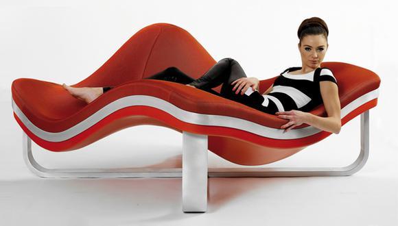 Flying Wave permite al usuario sentarse o recostarse a su gusto. (Foto: Pierre-Gilles Lombard / å studio)