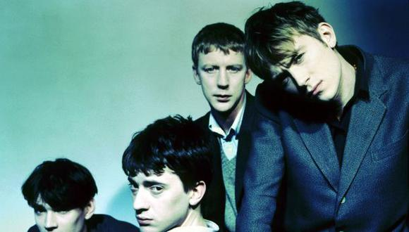 Blur, una de las bandas más representativas del britpop. (Foto: www.blur.co.uk)