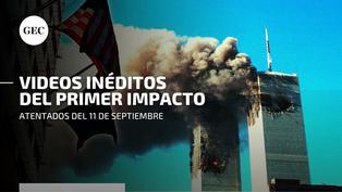 ¿Cuántos videos del primer impacto sobre el World Trade Center existen?: mira aquí los inéditos metrajes