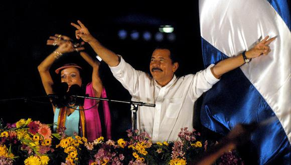 Daniel Ortega, mandatario de Nicaragua. (Foto: EFE)