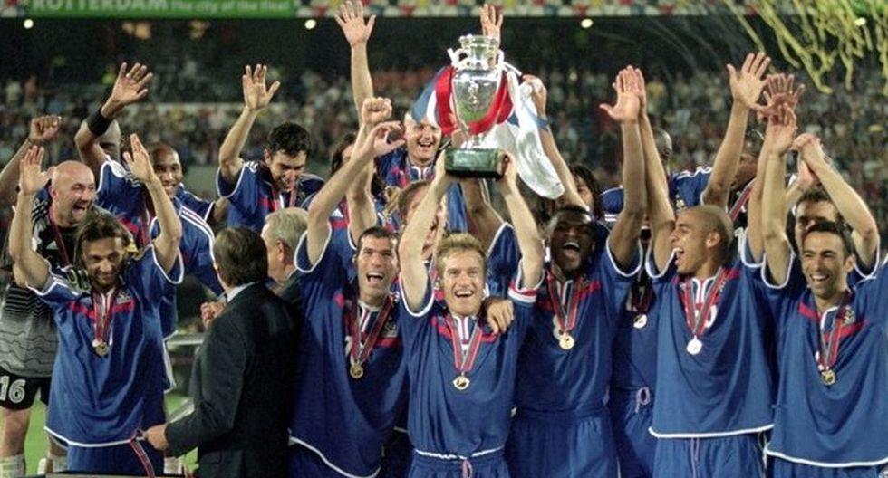 Eurocopa: recuerda a los 10 últimos campeones del torneo - 8