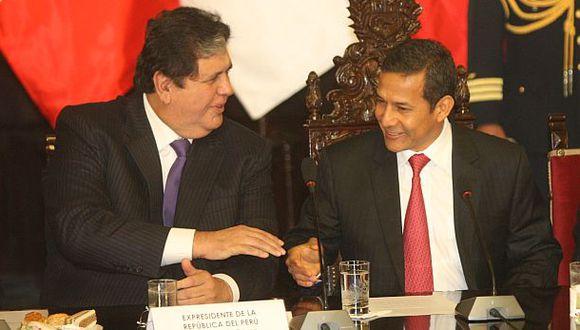 Ollanta Humala y Alan García envían saludos por Día de la Mujer