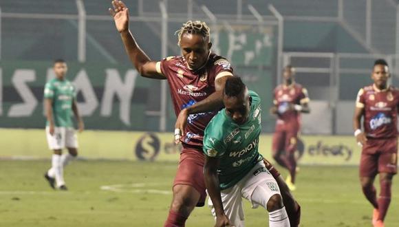 TLiga Betplay 2021 EN VIVO: programación de la jornada 13 del fútbol colombiano. (Foto: Diario AS)