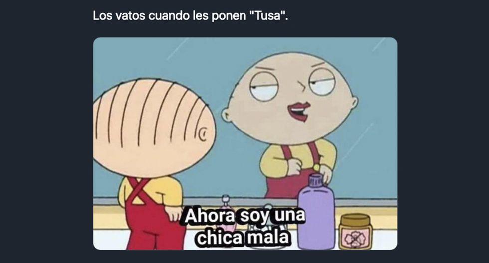 """""""Tusa"""", de Karol G y Nicki Minaj, inunda las redes sociales con divertidos memes y tuits. (Facebook)"""
