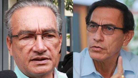 Fuerza Popular investiga vacuna recibida por Alejandro Aguinaga y analiza la continuidad de su candidatura al Congreso. Somos Perú emitió un comunicado respaldando la postulación del ex Presidente.