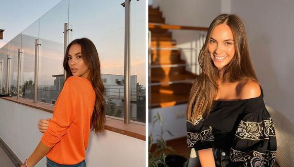 La modelo y actriz Natalie Vértiz también recibió un emotivo mensaje por parte de su esposo, Yaco Eskenazi en el Día de la Madre. (@msperu).