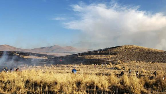 El conflicto ocurrido en torno a la mina Antapaccay (Cusco) y el enfrentamiento en la comunidad de Bretaña (Loreto) marcaron el inicio de las tensiones en torno a actividades extractivas desde el inicio de la cuarentena focalizada (Foto: cortesía)