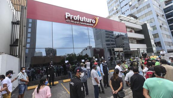 Sepa aquí todos los detalles para acceder al retiro de fondos de las AFP. (Foto: Andina)