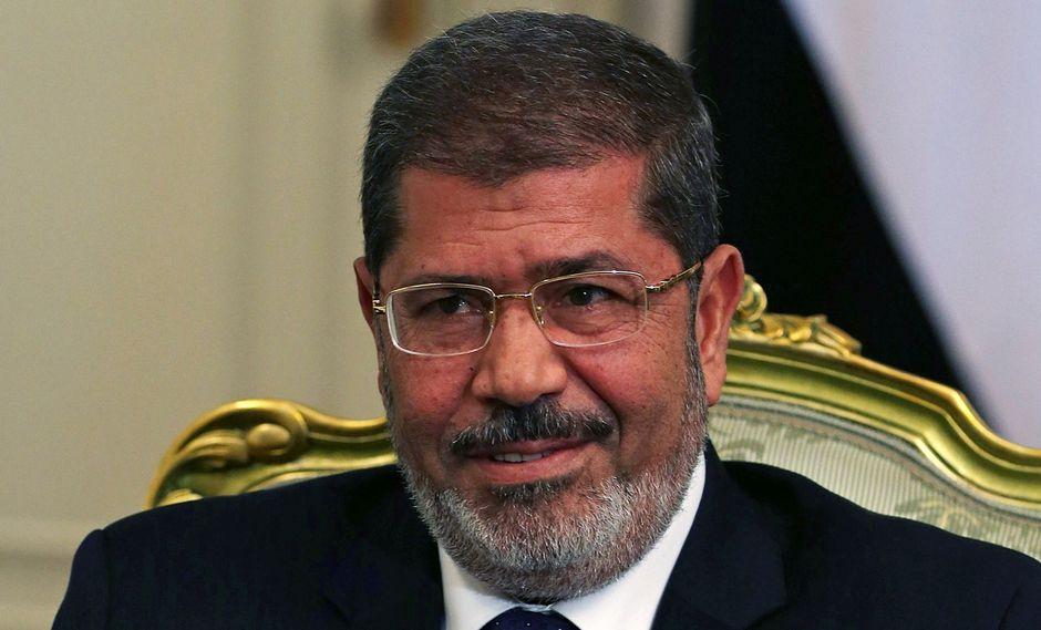 Ex presidente egipcio Mohamed Mursi fue enterrado discretamente en El Cairo. (Reuters).