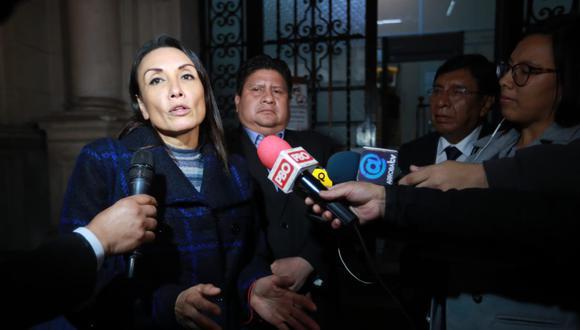 Unidos por la República se mostró a favor de la propuesta de adelanto de elecciones generales al 2020. (Foto: Lino Chipana/GEC)