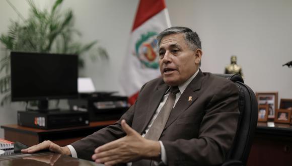 Jorge Moscoso participará en encuentro ministerial en Quito. (Foto: GEC)