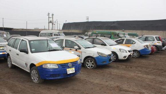 SAT rematará 77 vehículos desde S/.279 este martes 27
