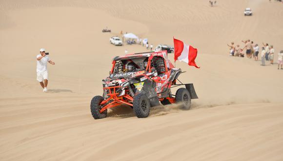 Juan Carlos Uribe volverá a competir en el Rally Dakar. (Foto: ITEA Photo)