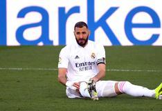 Real Madrid: así está la lista de lesionados a pocos días del derbi ante Atlético de Madrid