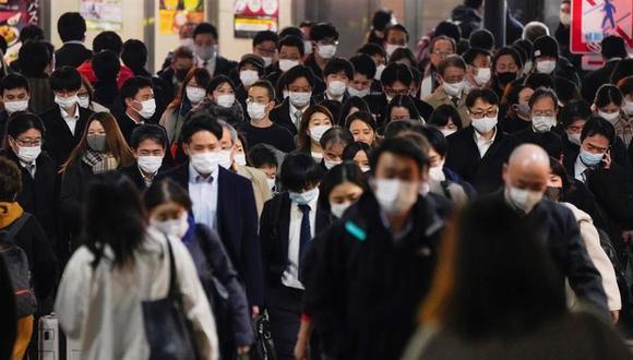 Coronavirus en Japón | Últimas noticias | Último minuto: reporte de infectados y muertos hoy, sábado 12 de diciembre del 2020 | Covid-19 | (Foto: EFE/EPA/KIMIMASA MAYAMA).