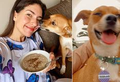 WUF: Encontró a Chanfainita en una historia de Instagram y hoy es su fiel compañera