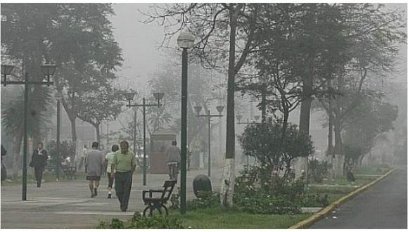 Senamhi asegura que lloviznas en Lima continuarán hasta el viernes