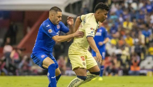 América vs. Cruz Azul: bajas en ambos equipos para el 'Clásico Joven' de la Liga MX.