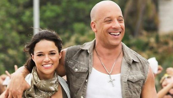 """¿Qué pasará con Toretto y Letty luego del final de la saga principal de """"Rápidos y furiosos""""? (Foto: Universal Pictures)"""