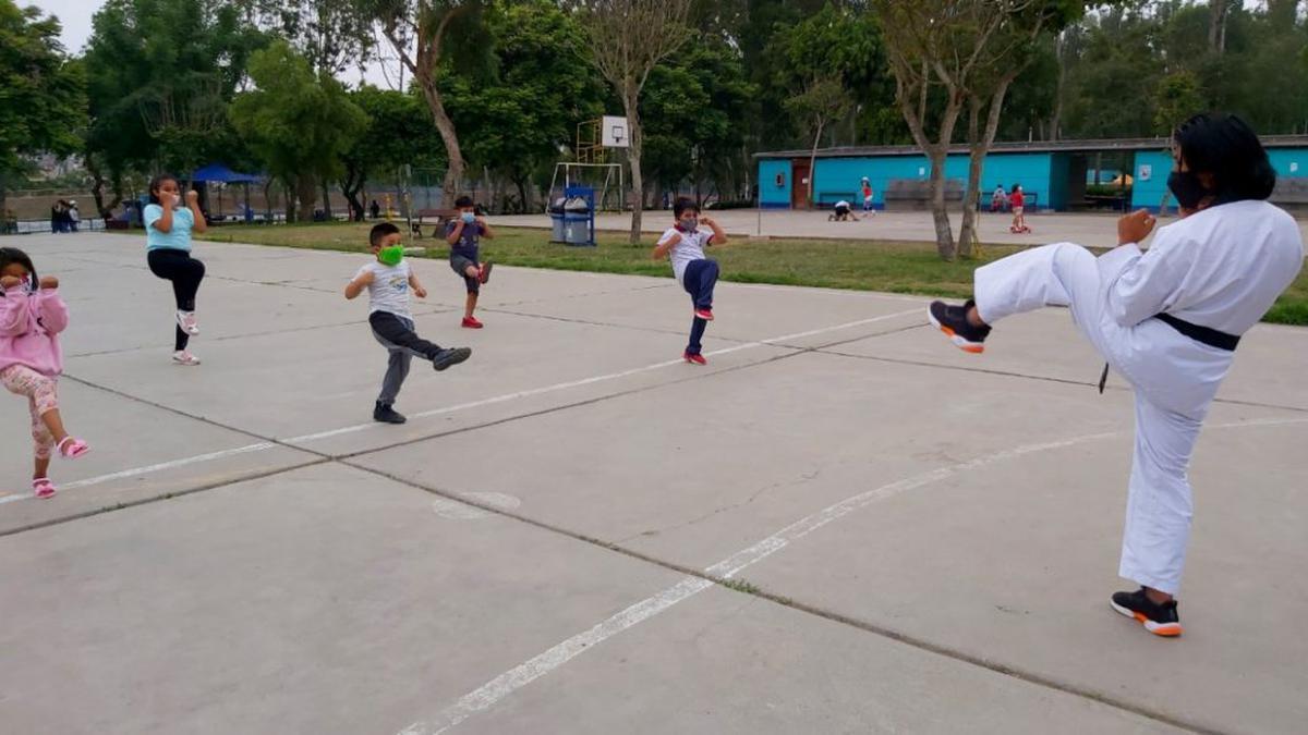 Verano 2021 Revisa Aqui Todas Las Clases Que Ofreceran Los Clubes Zonales Serpar Municipalidad De Lima Taekwondo Gimnasia Patinaje Karate Ajedrez Natacion Futbol Respuestas El Comercio Peru