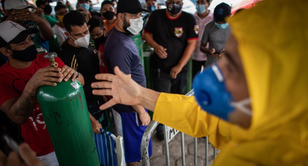 Coronavirus en Brasil   Últimas noticias   Último minuto: reporte de infectados y muertos hoy, martes 19 de enero del 2021   Covid-19   EFE